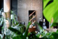 Ambiloom® - A lighted designer mirror de ETTLIN LUX®   Product News 2020 Mirror Reflection, Mirror Image, Three Dimensional, Interior Decorating, News, Plants, Design, Interiors, Interior