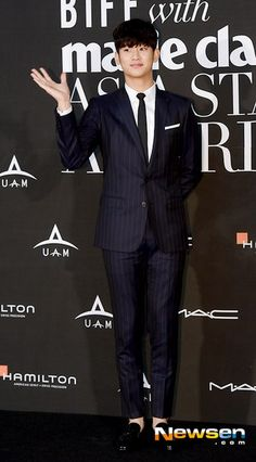 cool Kim Soo Hyun – Marie Claire Asia Star Awards (04.10.2014)