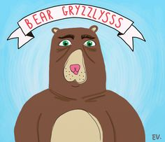 Mr. Bear Gryzzzlys