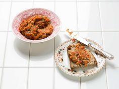 Roasted Pepper & Eggplant Spread) Ajvar | A smoky, sweet, and savory ...