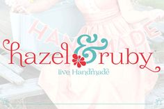 Introducing Hazel & Ruby to the creative arts world! https://www.facebook.com/pages/Hazel-Ruby/228544217275844