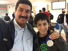 Regresó a Chihuahua alumno que ganó Plata en Competencia Internacional de Matemáticas   El Puntero