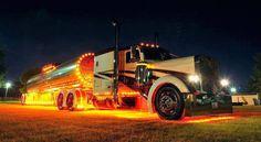 Lit Fuel - 'Get er Loaded' Night Shift Trucker