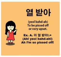 Korean slang in dictionaries