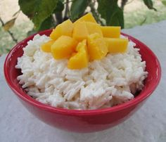 Rice With Coconut Milk