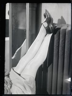 Les Jambes d'Yvonne George, 1925 photo by Man Ray