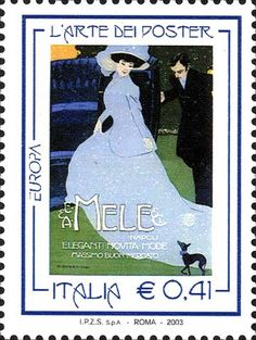 Poster art, the Italian way.