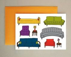 McM couches...