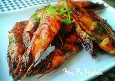 豉油皇煎蝦-10分鐘簡易家常菜
