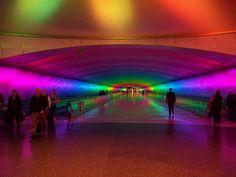 Detroit, Michigan Airport