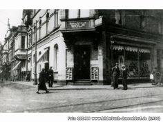 SchuhhausWolf, Heyestr. 150, 40625 Düsseldorf - Gerresheim (1930)