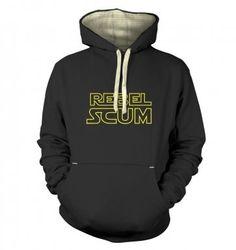 Something Geeky PP - Rebel Scum Premium Hoodie