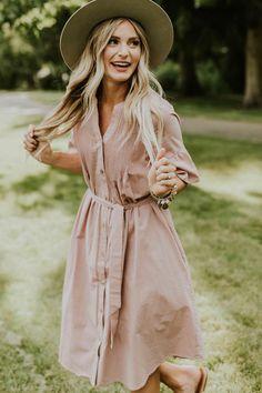 Lennon Detail Dress | ROOLEE