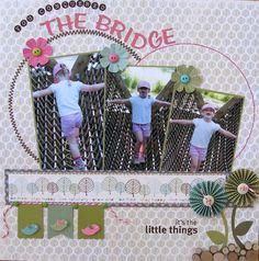 You conquered the bridge - Scrapbook.com