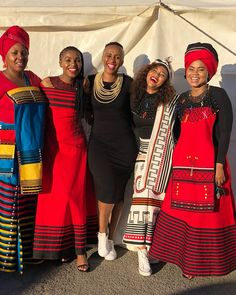 Xhosa Attire, African Attire, African Wear, African Women, African Print Dresses, African Fashion Dresses, African Dress, African Clothes, South African Traditional Dresses