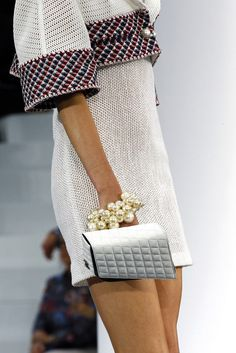 Chanel - Detalles S/S 2013