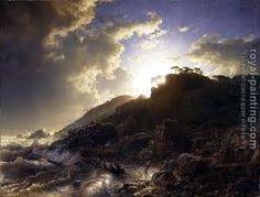 Resultado de imagen para oswald achenbach painter