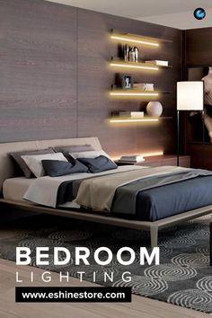 Bedroom False Ceiling Design, Master Bedroom Interior, Room Design Bedroom, Modern Master Bedroom, Bedroom Furniture Design, Minimalist Bedroom, Bad Room Design, Bed Headboard Design, Bedroom Interiors