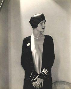 Edward Steinchen, Jule Andre by Madeleine Vionnet, 1927 © Condé Nast Archive/Corbis