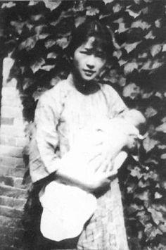 林徽因从少女到少妇的珍贵老照片(组图)