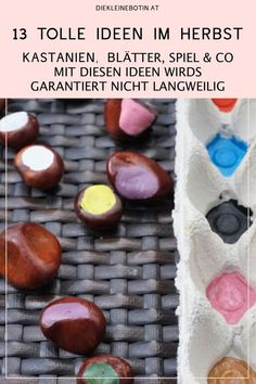tollste Herbst-Ideen für Kinder Here are the 13 greatest ideas: crafts, games, nature and decoration – collected by. Diy Glue, Autumn Crafts, 4 Kids, Craft Activities, Autumn Ideas, Montessori, Empire, Baby, Kids Converse