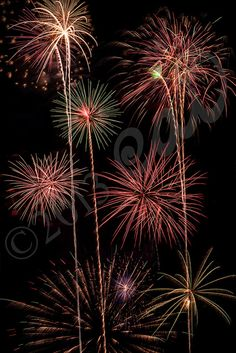 Fireworks Galore | Flickr - Photo Sharing!