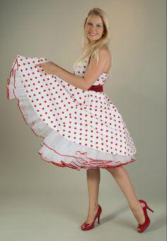 Beautiful Petticoat-Dress from petticoatshop.com