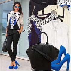 """""""Bloggers Style: Viva Luxury"""" by nastyaafanasova on Polyvore"""