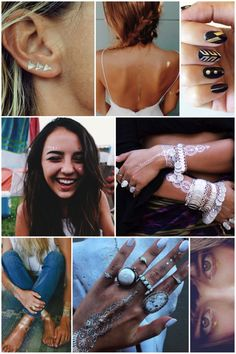 Here's our favorite ways to wear flash tattoos to spark some inspiration!