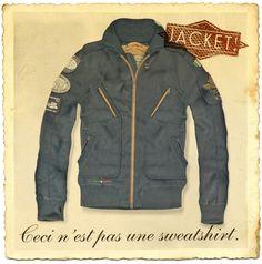I-BALB 29: outwear jacket no sweatshirt