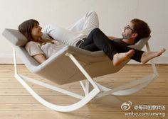 lovely chair for couple