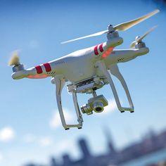 The Live Video Camera Drone - Hammacher Schlemmer