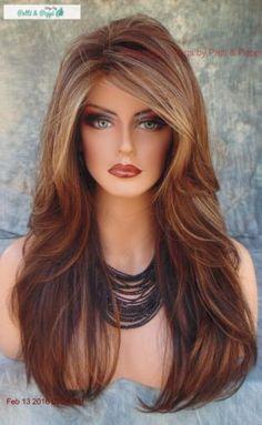 Haircuts & Hairstyles for short long medium hair Dark