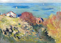 Claude Monet (1840-1926)  Pourville