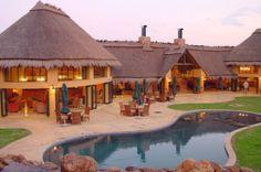 Ivory Tree Game Lodge - exterior