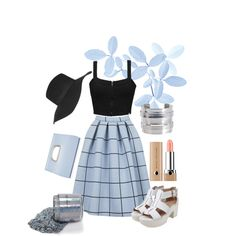 frozen by chrichri on Polyvore featuring Element, Topshop, Forever New, Pieces and Marc Jacobs