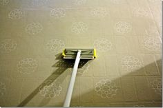 1000 images about paint for bathroom floor on pinterest for Liquid lino floor paint