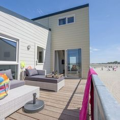 Beach Houses | Strandhuisjes Zeeland Roompot Kamperland