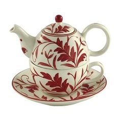 tea for one teapots limoges | Andrea by Sadek-Garden Bouquet Tea for One Teapot Cup Saucer ...