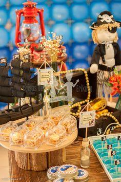 """Festa dos piratas!!!     É mesmo uma delícia o sentimento de """"dever cumprido"""" , """"sonho realizado"""" e a certeza de que o tesouro foi encontra..."""