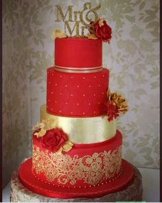 Www.2chefspassion.co.uk Congratulations Mr & Mrs 4 tier #asian wedding cake Tier 1: vanilla victoria sandwich Tier 2: chocolate cake Tier 3: fresh lemon cake Tier 4: pineapple cake #mr&mrs #brideandgroom #bridebook #indianwedding #weddingseason2018 #weddingcake #love #marriage #vanilla #victoriasandwichcake #chocolate #lemoncake #pineapple