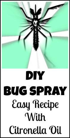 Citronella essential oil for bug spray. Learn how to make an easy DIY insect repellent that contains natural citronella oil. Citronella Oil Uses, Citronella Essential Oil, Homemade Cleaning Products, Homemade Beauty Products, Weed Killer Homemade, Mosquito Spray, Essential Oil Carrier Oils, Diy Lotion, Yl Oils