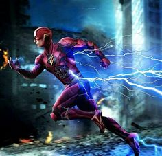 Special Pictures of today for Cinema Lovers - Page 9 of 12 - Cineloger Flash Comics, Dc Comics Art, Marvel Dc Comics, Marvel Art, Flash Barry Allen, The Flash, Flash Wallpaper, Reverse Flash, Univers Dc