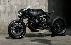 Bavarian Fistfighter - BMW NineT by Rough Crafts