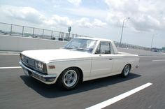 MOONEYES - CARS FOR SALE - 1970 TOYOTA CROWN 1JZ Pick Up Truck