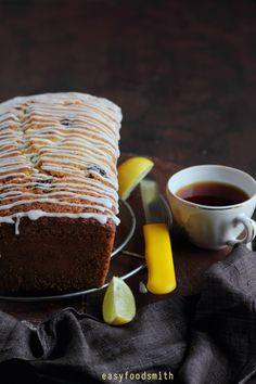 POPPY SEED CRANBERRY LEMON BREAD | Easy Food Smith