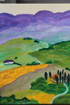 Val d'Orcia (Italië)  Verkocht