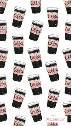 Wallpaper ~ Coffee - Things I Love - Coffee