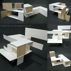 Model Eksplorasi - Nadhila Shabrina P