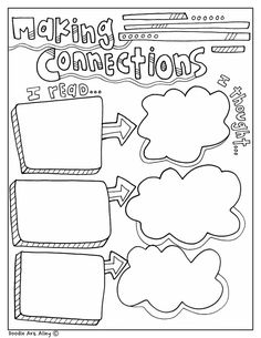 51 Trendy Ideas for teacher classroom organization graphic organizers Creative Graphic Organizer, Graphic Organizer For Reading, Writing Graphic Organizers, Reading Skills, Teaching Reading, Teaching Spanish, Graphic Organisers, Mind Map Template, Mind Maps